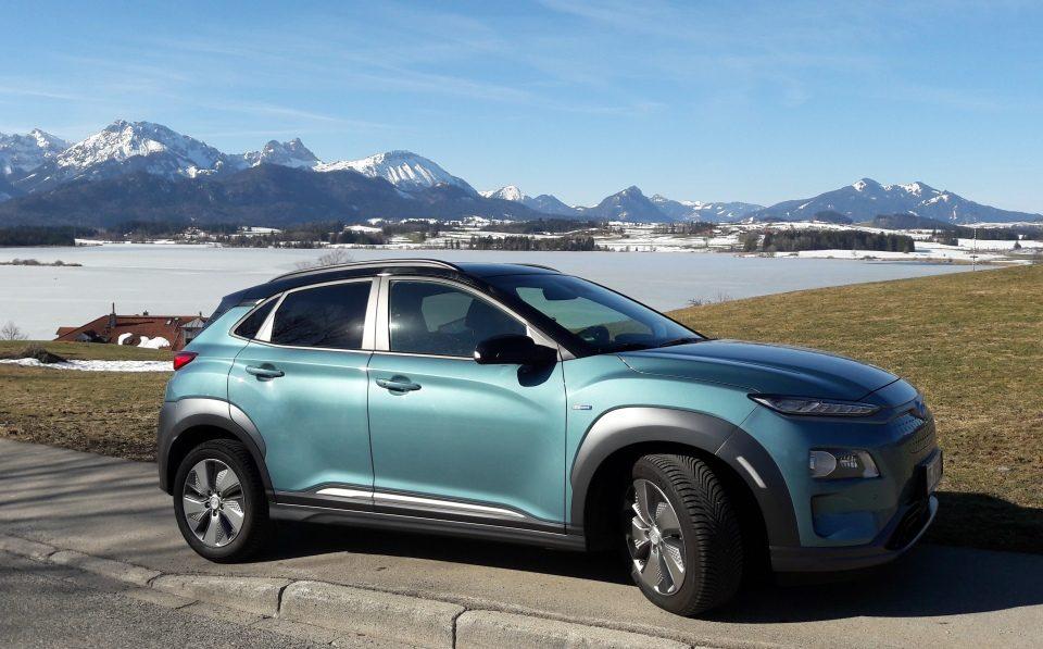Hyundai Kona News